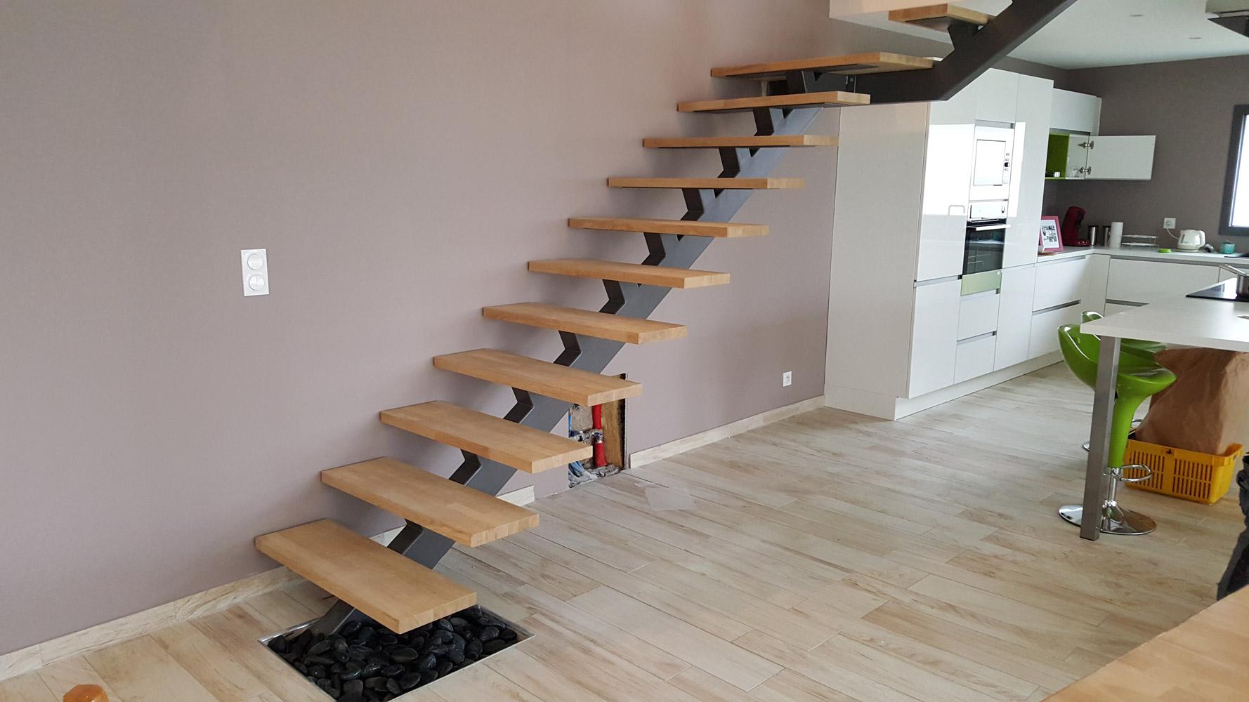 Metalinov, métallerie et serrurerie en Haute-Savoie escaliers ...